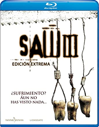 Saw III SAW III, Spain Import, see details for languages