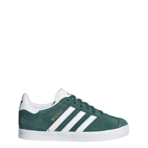 check out ec1ef 11455 adidas Unisex Kids Gazelle C Fitness Shoes