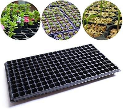 24 Cell Seedling Starter Trays For Seed Germination Plant Propagation