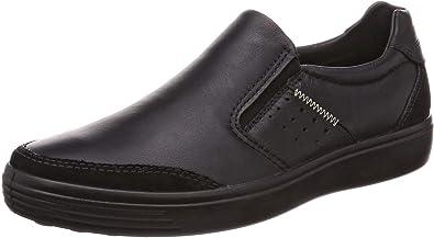 Soft 7 M Slipon Black Droid Sneakers