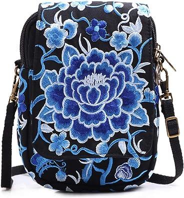 PEONY Sac bandoulière blue
