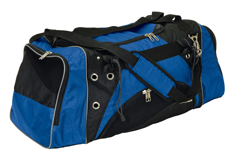 ラクロス個人Duffle Bag inロイヤルブルー