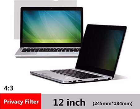 15 inch Privacy Filter Anti Spy Screens Protective film for 4:3 Laptop