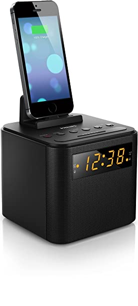 Philips AJ3200/79 - Radio (Reloj, Digital, FM, 87,5-108 MHz, 0,5 W, LED): Amazon.es: Electrónica