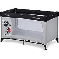 Hauck Disney Cuna de Viaje Dream N Play, para Bebes y Niños de Nacimiento hasta 15 kg, 120 x 60 cm, Plegable, Compacta…