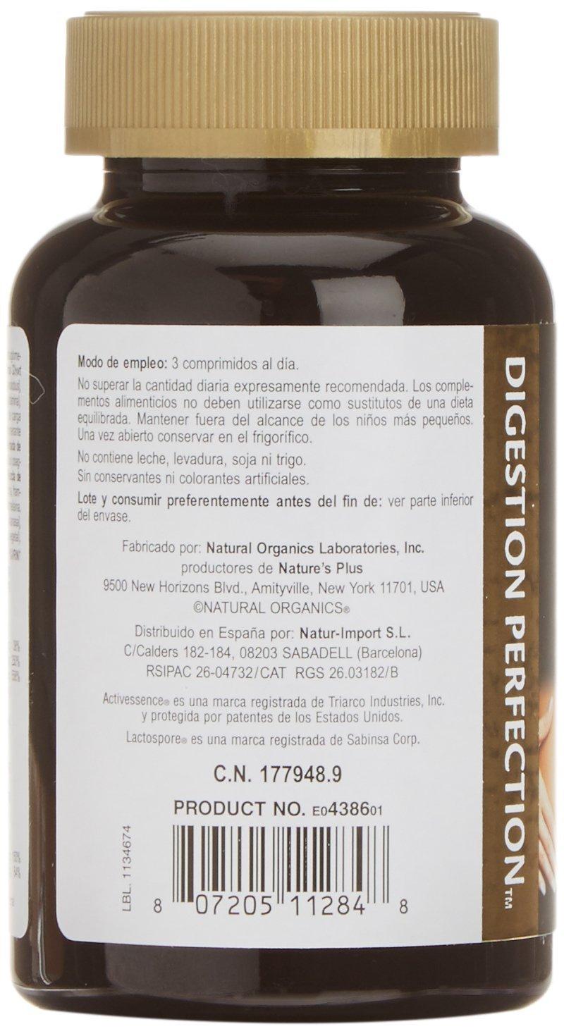Nature´s Plus GI Natural - 90 Comprimidos: Amazon.es: Salud y ...