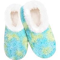 Slumbies! Womens Slippers - Tie Dye Slippers for Women