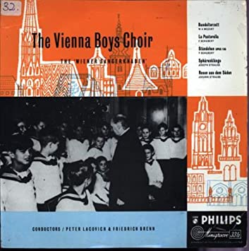 The Vienna boys Choir - The Vienna boys Choir - The Wiener