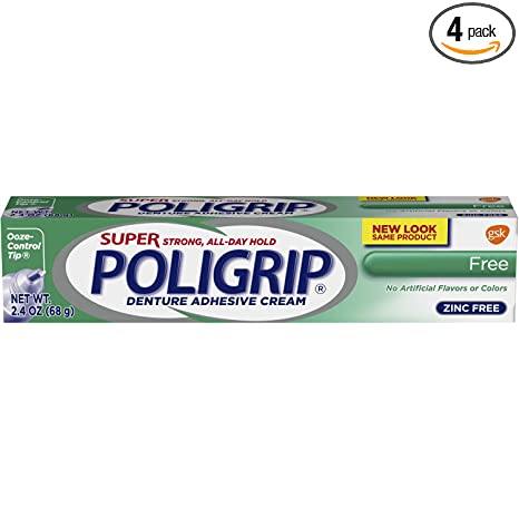 Review Super Poligrip Original Formula