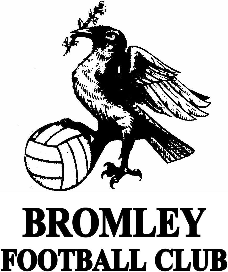 Bromley FC Football Club Retro Style Football Soccer T-Shirt All Sizes