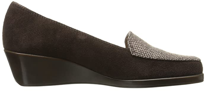 Aerosoles Women/'s Final Exam Suede Ankle-High Loafer