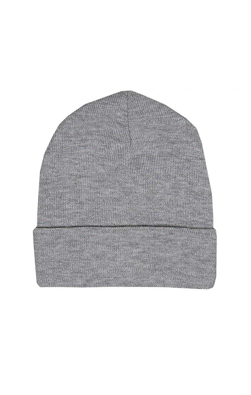 Plain gorro de lana para hombre gorro de lana para mujeres negro o gris hip-hop en blanco color invierno lana Slouch gorro de punto unisex esqu/í Turn Up