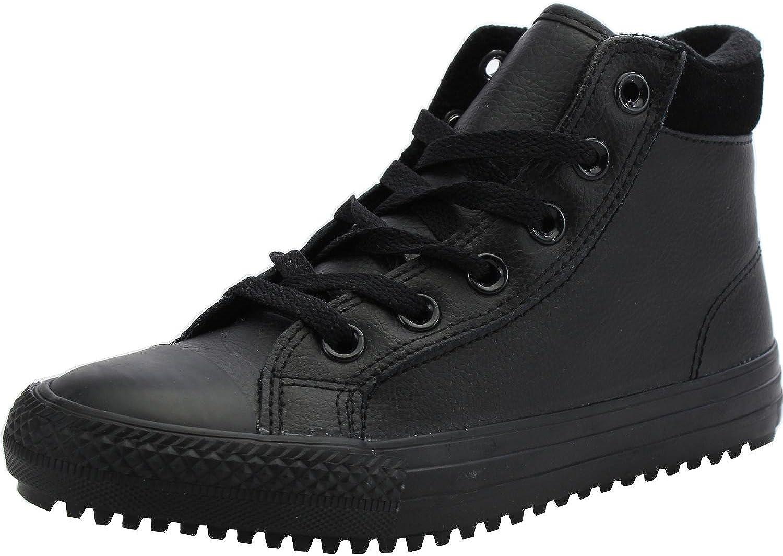 all black converse junior