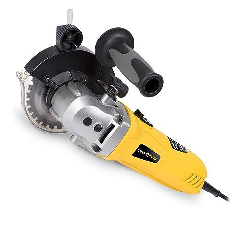 Power Plus E-Powder, X 0680 Dual Lochsäge Twin Cut Lochsägen mit 1050 W