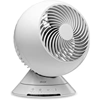 Duux Globe Tafelventilator Wit | Stil | 200m³/u | Multidirectionale Oscilatie | Touch Bediening | Afstandsbediening