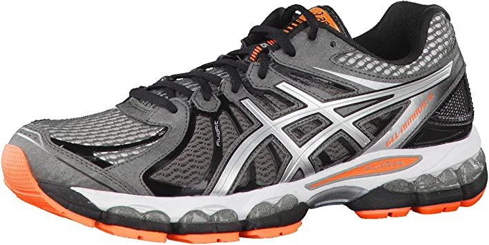 ASICS Gel Nimbus 15 Running Shoes Men: Amazon.es: Deportes y aire libre