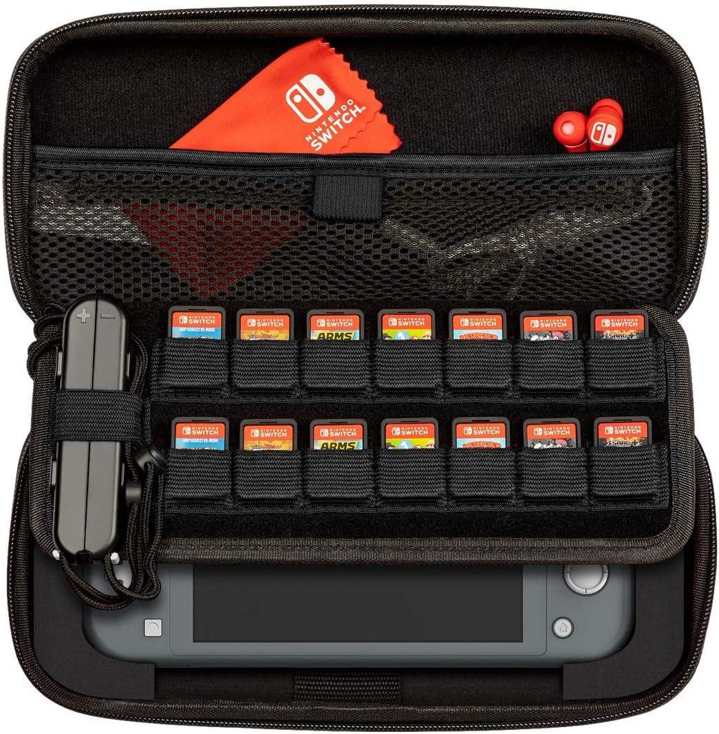 PDP - Funda Deluxe Travel Case Edición Elite (Nintendo Switch): Amazon.es: Videojuegos