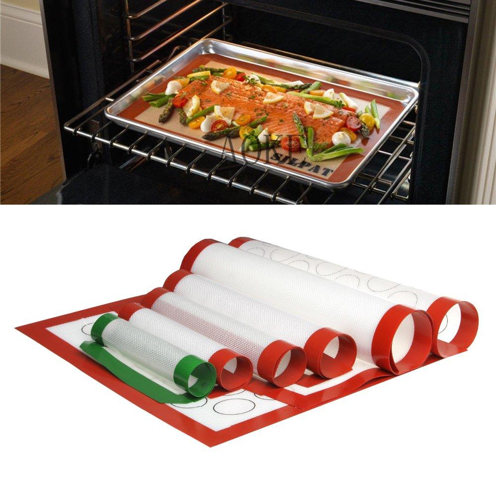 Reusable Silicone 8 x 8 Baking...