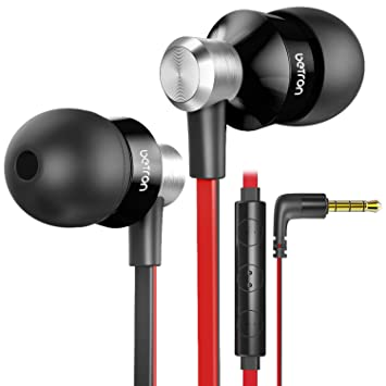 868cf888483 Betron DC950 Headphones Earphones, Noise Isolating, Bass Driven, High  Definition In Ear Canal