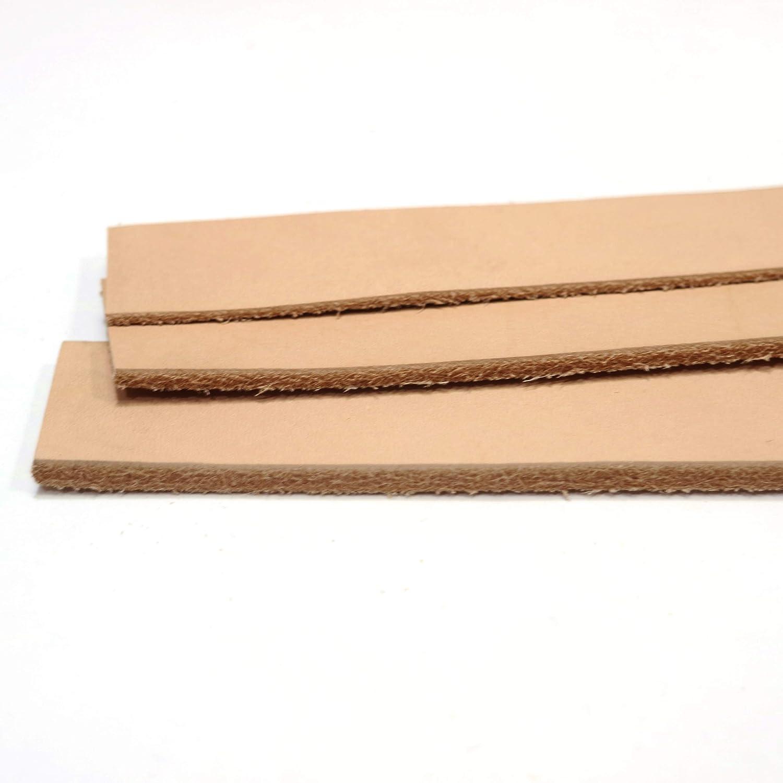 "Stonestreet Premium Natural Import Vegetable Veg Tan Tooling Stamping Carving Full Grain Cowhide Leather Strips Belt Blanks Straps 48-52 Length 3//4 6//7 8//9 oz Thickness 1-1//2/"" 6//7 oz"