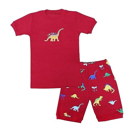 93e0b99e0752 Amazon.com  BOOPH Boys Pajamas