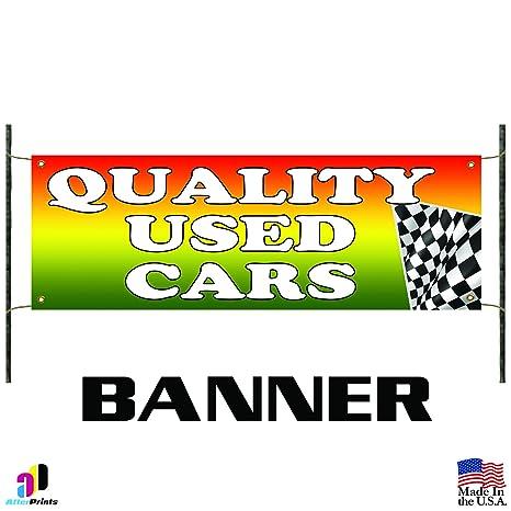 Amazon.com: Calidad utilizar CARS bandera AUTO distribuidor ...