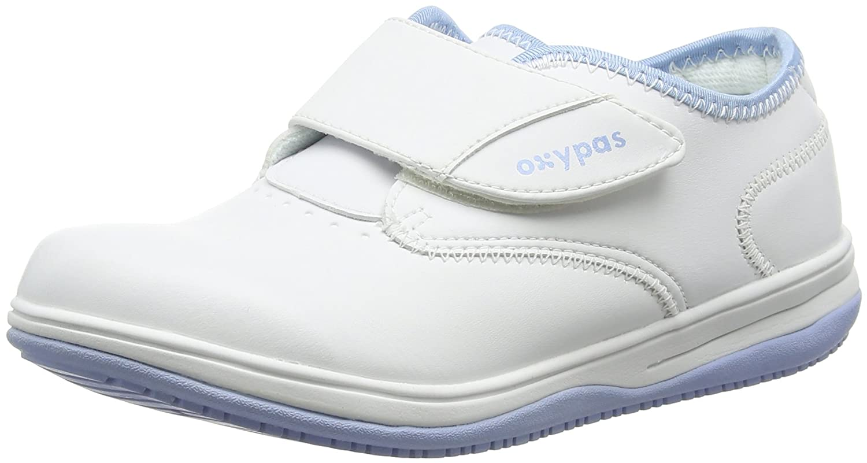 Oxypas Medilogic Emily 916 Slip-resistant, EU) Antistatic 4 Nursing Shoe, White (Lbl), 4 UK (37 EU) Blanc (lbl) 5b2b740 - robotanarchy.space
