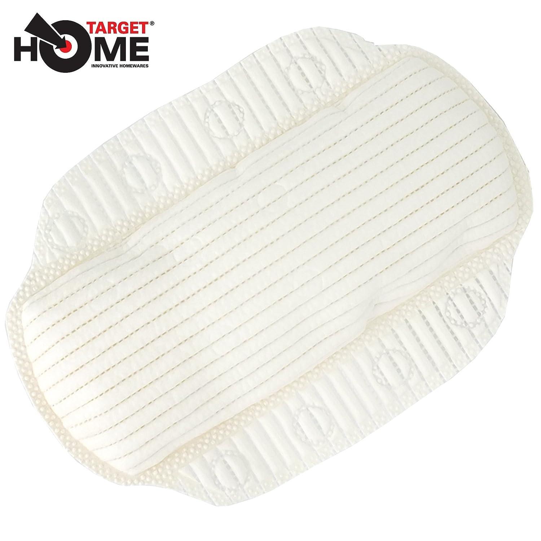 Target Homewares® Memory Foam Luxury Bath Pillow - Anti-bacterial - Soothing & Relaxing Bath Experience by Target Homewares® Target Homewares®