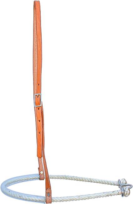 Tahoe Tack Lightweight Soft Padded Nylon Full Horse Tie Down Noseband