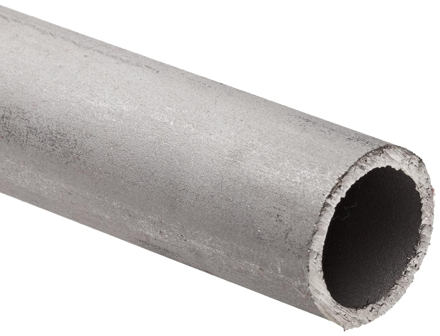 Stainless 304 Pipe Schedule 10 1.5 Nominal 1.682 ID 1.9 OD 0.11 Wall 12 Length