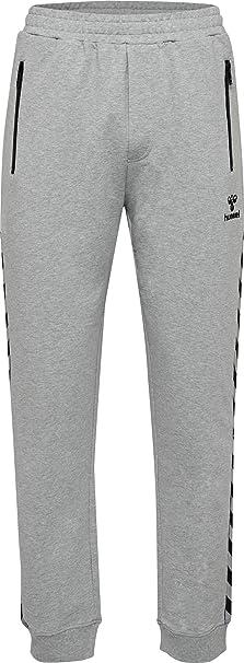 Pantalones Largos de Running cl/ásicos para Hombre/ Suave y el/ástica/ Hummel Classic Bee AAGE Pants /Pantalones de Deporte Mallas de Ajuste Normal /Pantalones de Fitness de Tela de Sudadera