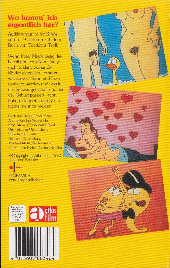Wo komm ich eigentlich her [VHS]: Peter Mayle: Amazon.de: VHS