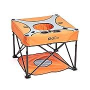 KidCo GoPod Portable Baby Activity Station, Tangerine