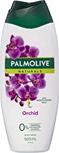 Palmolive Naturals Irresistible Softness Soap free Shower Milk Body Wash Milk & Black Orchid 500mL