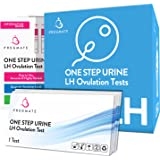 PREGMATE 50 Ovulation LH Test Strips One Step Urine Test Strip Combo Predictor Pregnancy Kit Pack (50 LH)