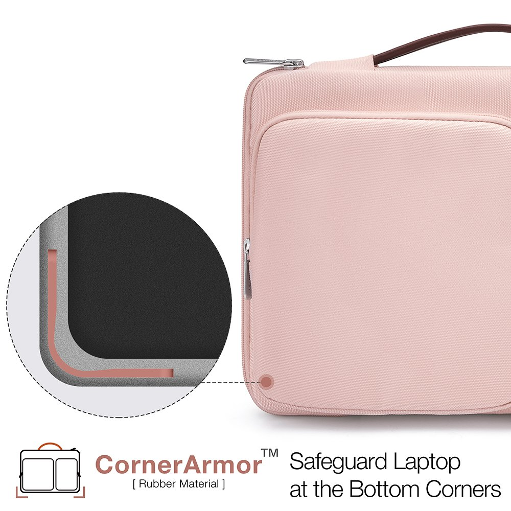 13.5 Surface Laptop tomtoc 360/° Protective Laptop Sleeve for 13-13.5 Inch Old MacBook Air MacBook Pro Retina 2012-2015 13.5 Surface Book 13 HP Acer Chromebook Tablet A17-C01D