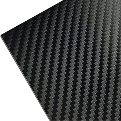 "3M 1080 CF12 BLACK CARBON FIBER 60""x24"" Vinyl Flex Wrap: Automotive"
