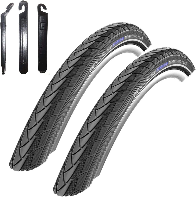 maxxi4you Marathon Plus 37-590 - Juego de 2 neumáticos para ...