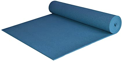 5eabdb5634 Image Unavailable. Image not available for. Colour  Yoga Accessories Extra  Wide and Extra Long 1 4  Thick Deluxe Yoga Mat (