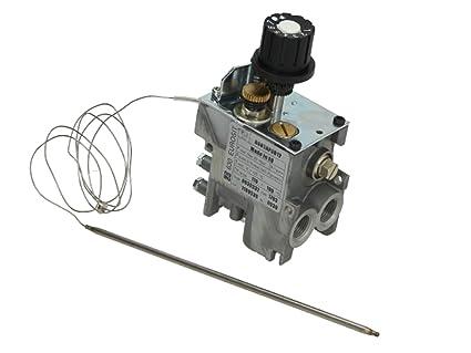 1175/Imperial eleite Gas freidora Control de temperatura termostato cifs40/partes csuk