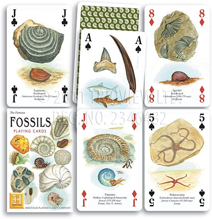 jokers Asian Animals set of 52 playing cards hpc