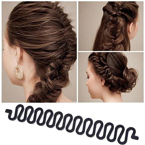 Amazon Com Betlf Fashion Magic French Hair Braider Centipede