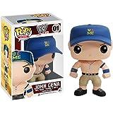 Funko POP WWE: John Cena Action Figure,Multi-colored