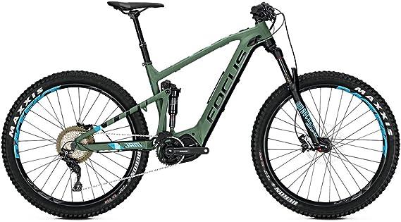 Bicicleta eléctrica Focus Jam² Plus 27.5R Shimano Steps 2018 ...