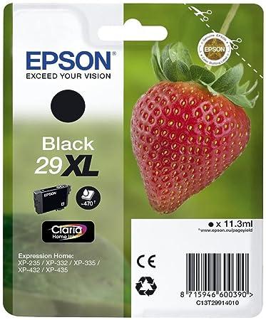 Epson t299140 Inkjet/Cartouche Jet d'encre Originale