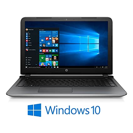 "HP Pavilion 15 15.6"" HD Display Laptop, AMD A10-8700P Quad-core"