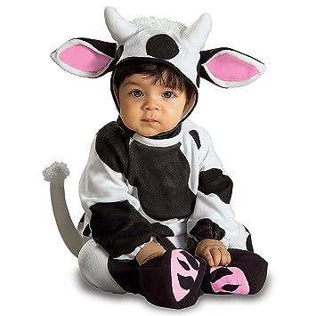 Desconocido Disfraz de vaquita para bebé