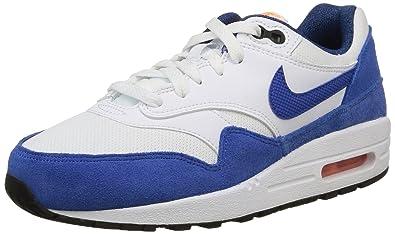 new product 6fc11 fdb19 Nike Air Max 1 (Gs), Men s Trainers, Multicolour - Mehrfarbig (  Nike Air  Flight Huarache Game Royal Total Orange-Black-White  Barn Nike Sportswear  ...