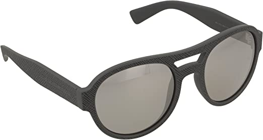 Marc by Marc Jacobs MMJ 481/S T4 gafas de sol, Solid Grey, 53 Unisex-Adulto