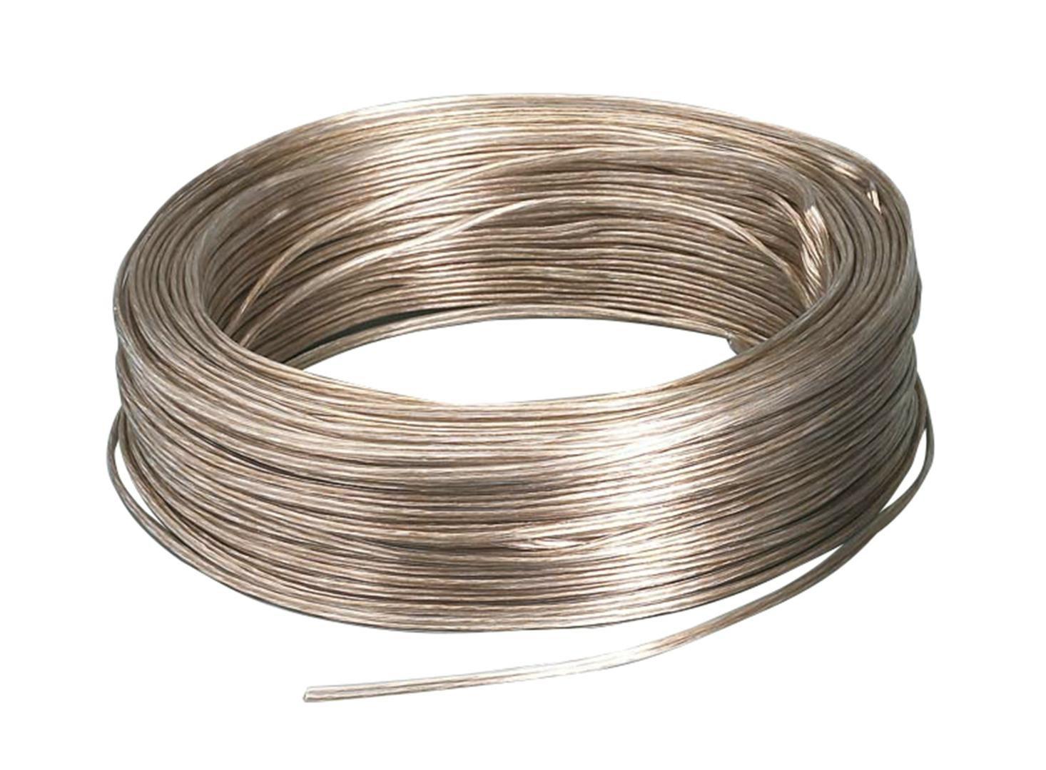 Cable Paralelo 2 X 0,50 Transparente 10 MTS